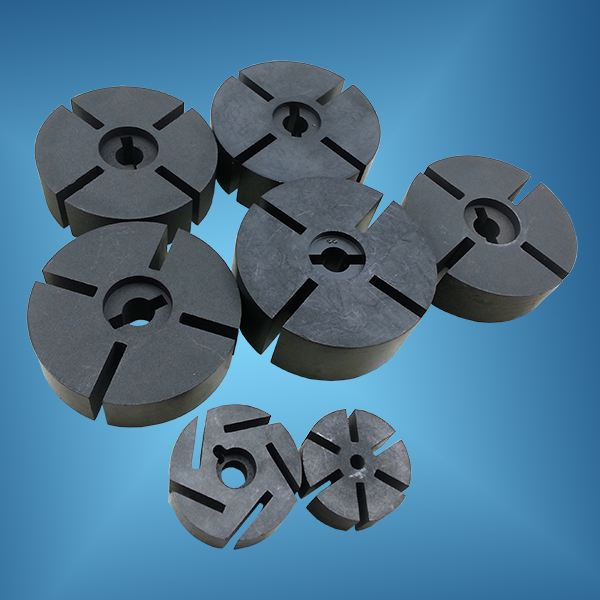 石墨转子应用在哪些工业设备上及其原因