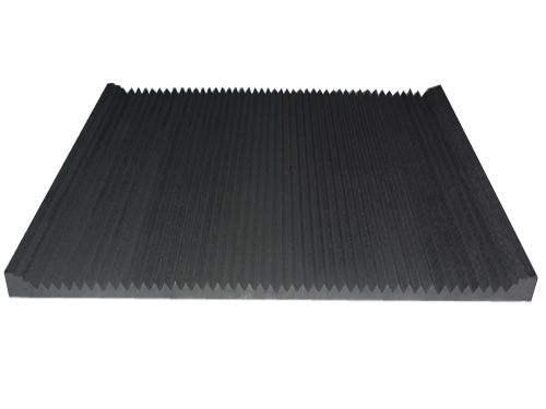 石墨舟皿表面氧化锆图层粗糙改进方法