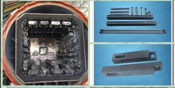 真空炉石墨配件电热元件的优势