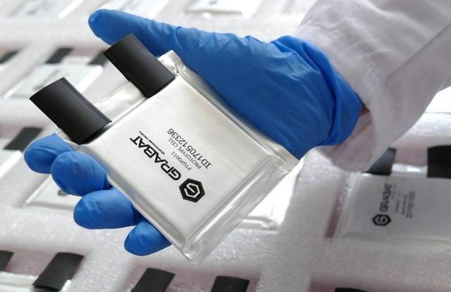 石墨烯电池如何制造的?