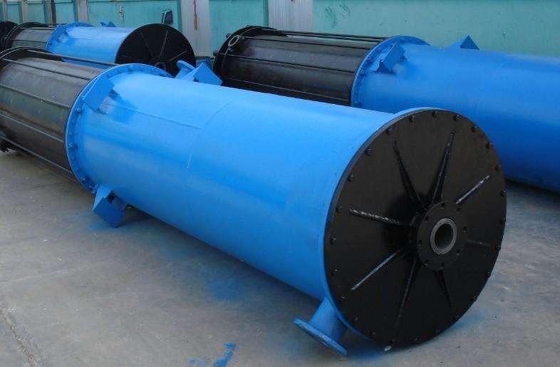 石墨冷凝器结垢处理方法