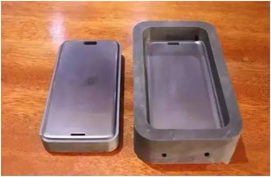 简述铝型材挤压石墨模具制模技术