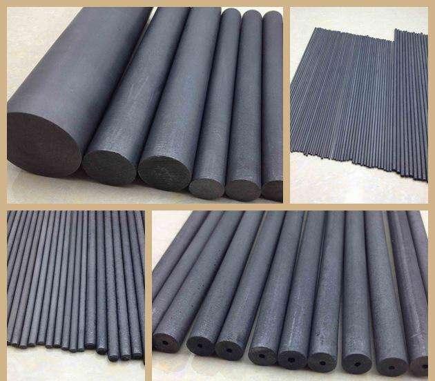 石墨碳棒用途、性能、分类汇总
