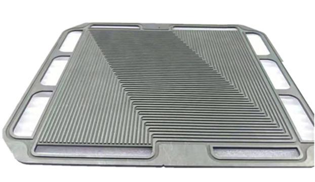 氢燃料电池石墨双极板用在汽车是负污染